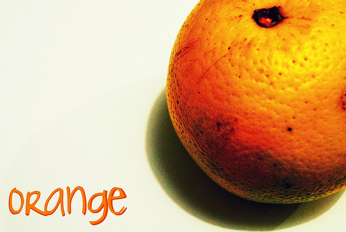 """Orange"" by Josue Goge"