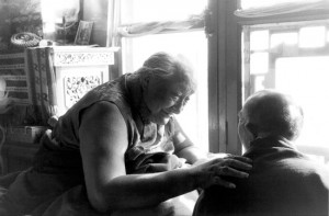 Kindness of Dilgo Khyentse Rinpoche (photographer unknown)