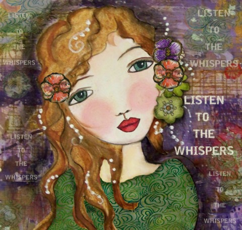 Listen To The Whispers by Christina Fajardo