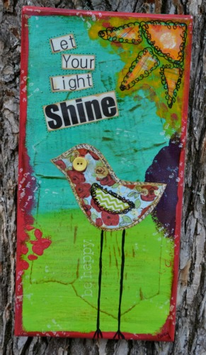 """Let Your Light Shine"" by Carley Shultz"
