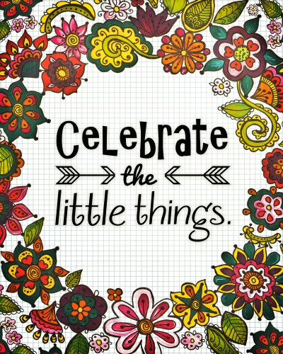 celebratethelittlethings 500