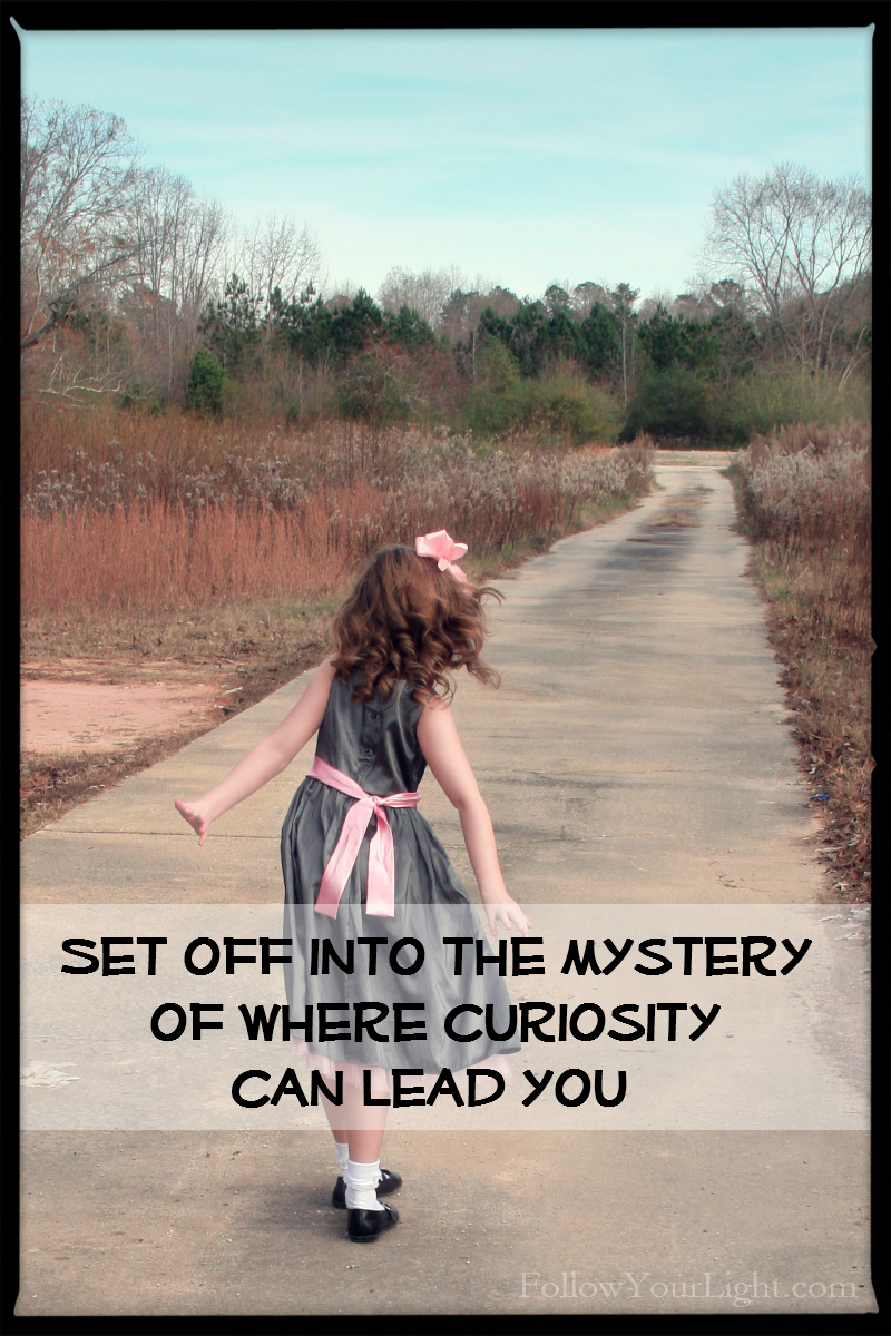 Set Off Into The Mystery