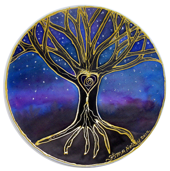 "'Tree of Wisdom"" by Mary Ann Holley"